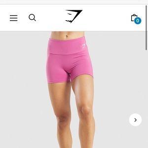 NWT Gymshark training shorts